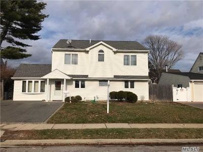 Levittown Single Family Home For Sale: 175 Springtime Ln