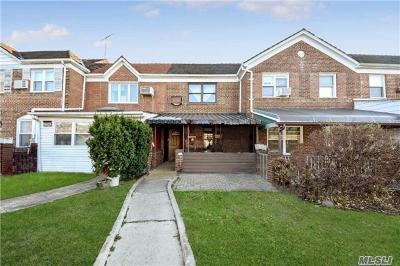 Kew Garden Hills Single Family Home For Sale: 141-20 71 Rd