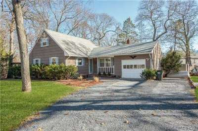 Suffolk County Single Family Home For Sale: 870 Horton Ave