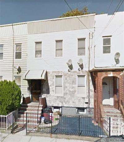 Brooklyn Single Family Home For Sale: 849 Glenmore Ave