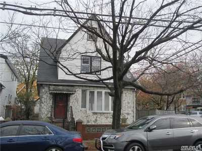 Queens County Multi Family Home For Sale: 109-69 Liverpool St