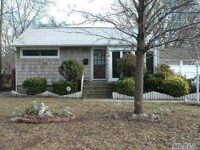 Bay Shore Rental For Rent: 1141 Udall Rd