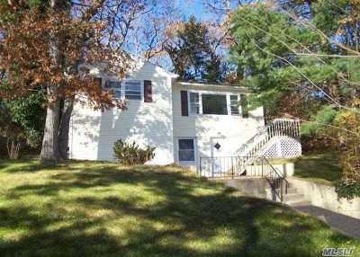 Suffolk County Single Family Home For Sale: 3 Canarsie Trl