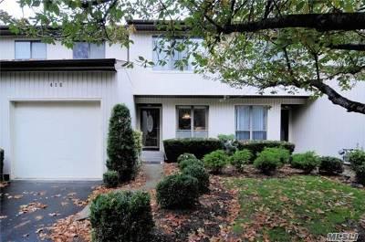 Nassau County Condo/Townhouse For Sale: 415 Woodland Estate Dr