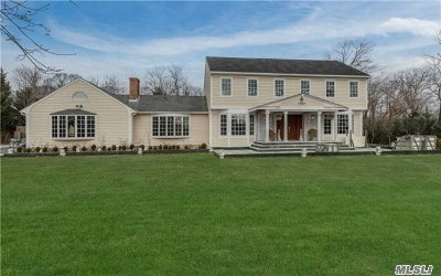Setauket Single Family Home For Sale: 7 Old Field Rd
