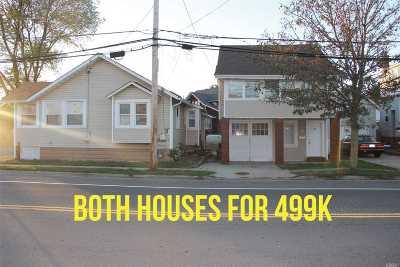 Multi Family Home For Sale: 48 Morton Ave