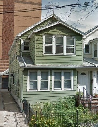 Flushing Multi Family Home For Sale: 45-07 Kissena Blvd