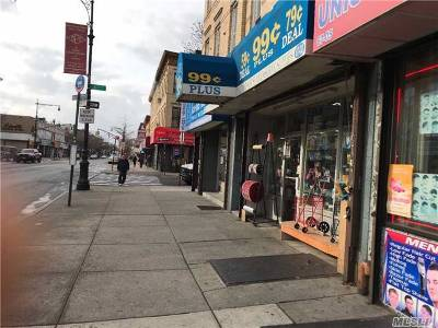 Queens County Commercial For Sale: 6703 Myrtle Ave