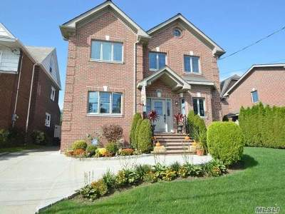 Bayside, Oakland Gardens Single Family Home For Sale: 28-12 213 St