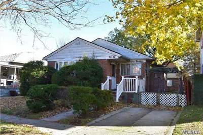 Fresh Meadows Single Family Home For Sale: 70-19 172 St