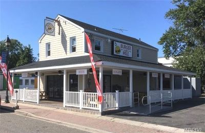 Nassau County Business Opportunity For Sale: 28 Woodcleft Ave