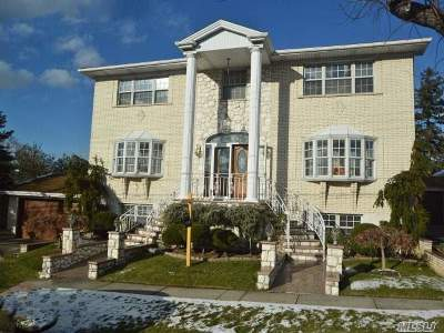 Whitestone Single Family Home For Sale: 157-15 11th Ave