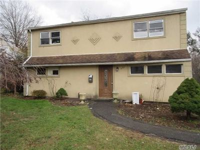 Westbury NY Single Family Home For Sale: $449,999