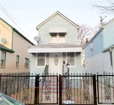 Single Family Home For Sale: 117-27 146th St