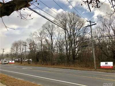 Suffolk County Commercial For Sale: 510 Montauk Hwy