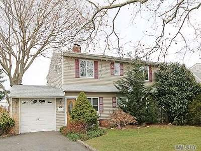 Westbury NY Single Family Home For Sale: $469,000