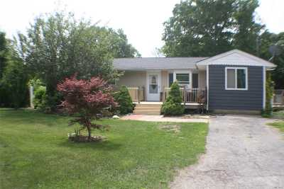 Ronkonkoma Single Family Home For Sale: 346 Johnson Ave