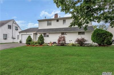 Levittown Single Family Home For Sale: 14 Celestial Ln