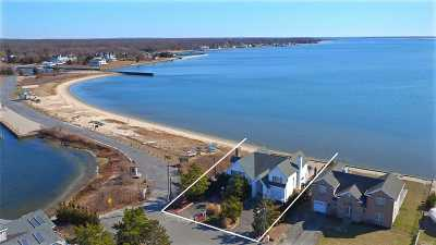Center Moriches Single Family Home For Sale: 14 Seaview Ln