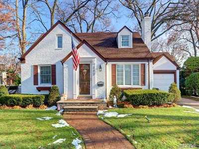 Malverne Single Family Home For Sale: 372 Rolling St