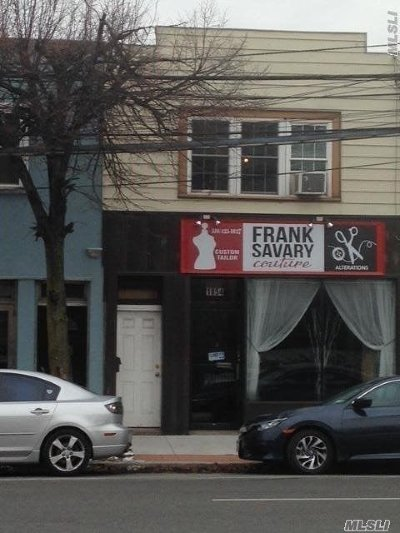 Nassau County Commercial For Sale: 1852 Grand Ave