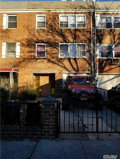 Woodside Multi Family Home For Sale: 30-45 69th St
