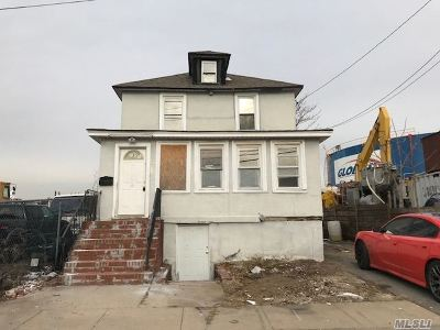 Inwood Multi Family Home For Sale: 190 W Broadway