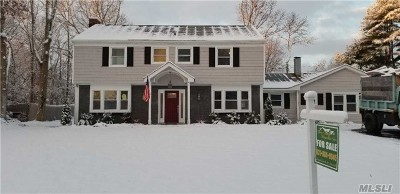 Stony Brook Single Family Home For Sale: 30 Barnwell Ln
