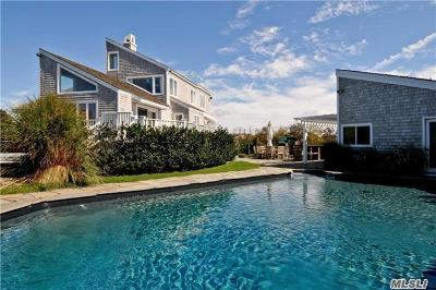 Quogue Single Family Home For Sale: 4 Bayview Dr