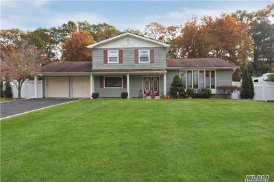 Hauppauge Single Family Home For Sale: 118 Northfield Rd