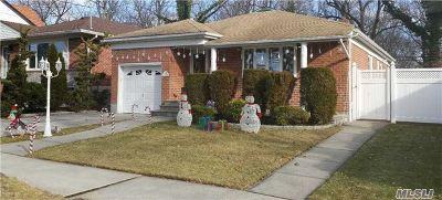Bayside, Oakland Gardens Single Family Home For Sale: 57-03 E. Hampton Blvd.