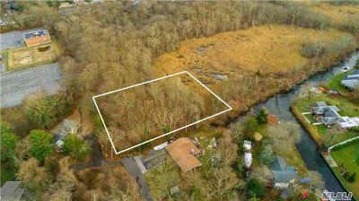 Oakdale Residential Lots & Land For Sale: 274 Connetquot Dr