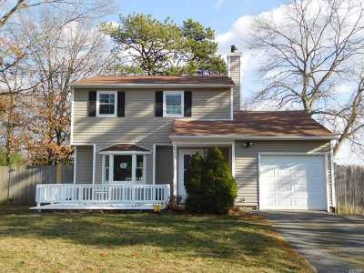 Selden Single Family Home For Sale: 1 Nancy Pl