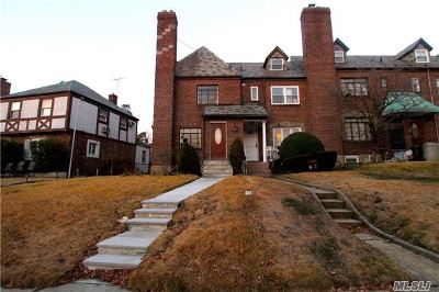 Kew Garden Hills Single Family Home For Sale: 137-49 75th Rd