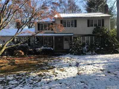 Smithtown Single Family Home For Sale: 10 Flamingo Dr