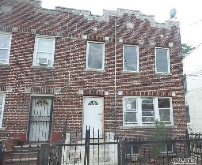 Jamaica NY Multi Family Home Sold: $553,111