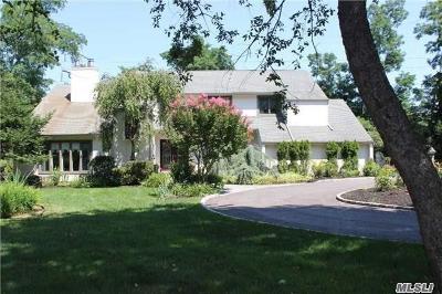 Setauket Single Family Home For Sale: 45 Caleb Brewster Rd