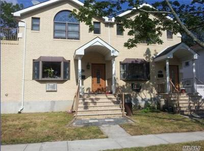 Flushing Multi Family Home For Sale: 58-11 192nd St