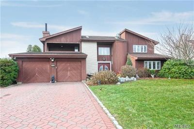 West Islip Single Family Home For Sale: 160 Pace Dr