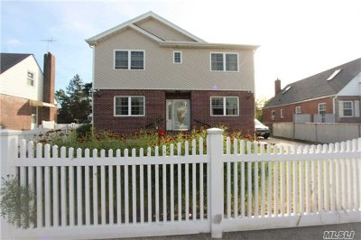 Valley Stream Single Family Home For Sale: 20 Lutz Dr