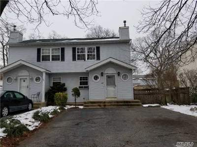 Bay Shore Single Family Home For Sale: 259 N 3rd Ave