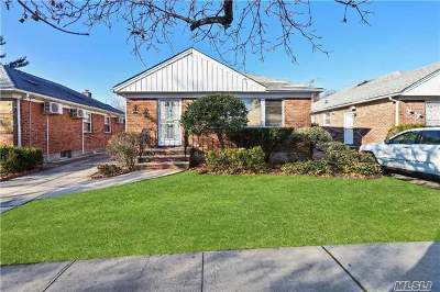 Fresh Meadows Single Family Home For Sale: 5024 175th Pl
