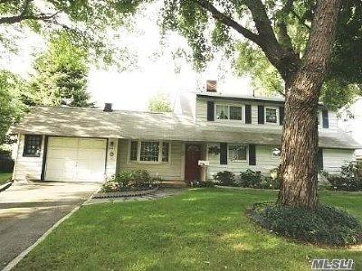 Farmingdale, Hicksville, Levittown, Massapequa, Massapequa Park, N. Massapequa, Plainview, Syosset, Westbury Single Family Home For Sale: 1967 Salisbury Park Dr