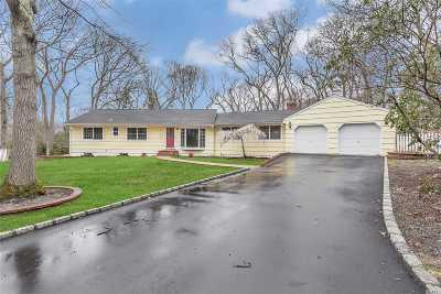Setauket Single Family Home For Sale: 15 Triangle Dr