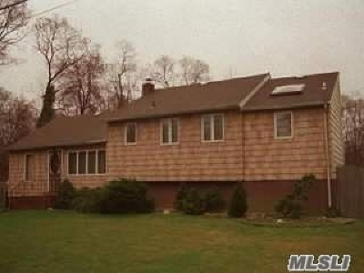 Deer Park Single Family Home For Sale: 36 Old Country Rd