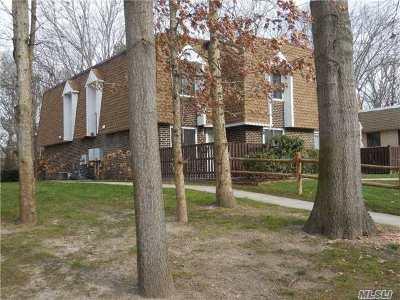 Pt.jefferson Sta Condo/Townhouse For Sale: 281 Sagamore Hills Dr