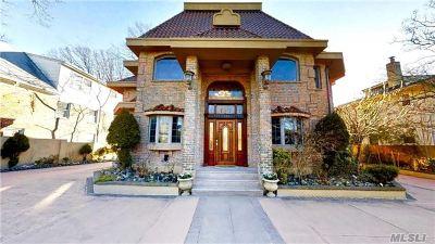 Jamaica Estates Single Family Home For Sale: 181-02 Dalny Road