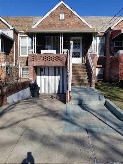 Brooklyn Multi Family Home For Sale: 139 E 89th St