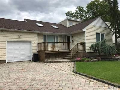 Copiague Single Family Home For Sale: 162 Lafayette St