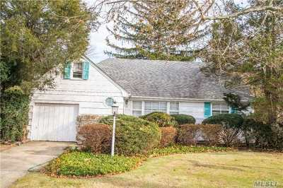 East Meadow Single Family Home For Sale: 61 Lloyd Ct